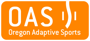 oregon adaptive sports logo