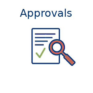 Review and Approval Processing Logo