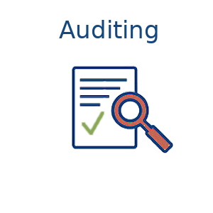 Auditing and Logging Logo