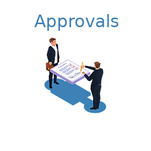 Payment Request and Approval Processing Logo